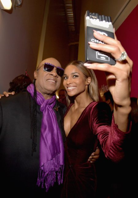 x stevie wonder ciara