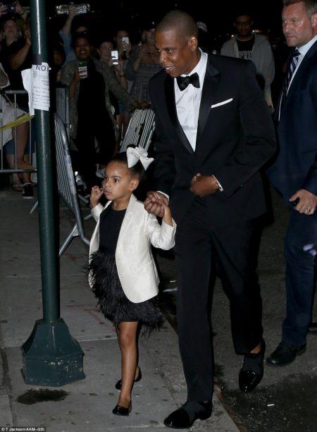 49 Blu Ivy a Jay-Z