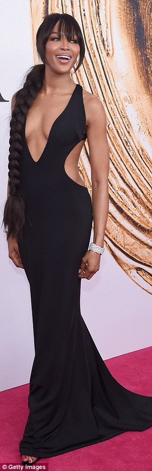 5 Naomi Campbell